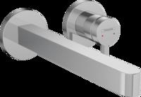 Finoris Baterie pentru lavoar,cu instalare ascunsă, 22,8 cm