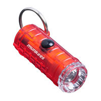 Breloc Munkees 4-mode Mini Flashlight, 1094