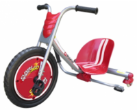 Razor FlashRider 360 Red