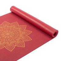 Коврик для йоги 183x60x0.45 см Bodhi Rishikesh Mandala P680MG (2107)