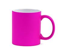Кружка для сублимации хамелеон полу-глянцевая пурпурная 11oz