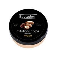 Evoluderm Exfoliac pentru corp cu argan, 200ml (13226)