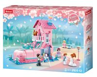CONSTRUCTOR GIRL IS DREAM HAPPY DIARY WEDDING ROOM