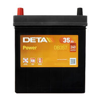 DETA DB357 Power