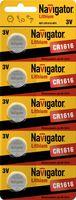 батарейка-элементы питания  NBT-CR1616-BP5