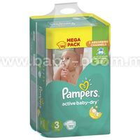 Pampers Mega Pack Midi 152 (3) , 9055