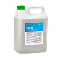 Gios F9 - Щелочное пенное моющее средство для мягких металлов 5 л