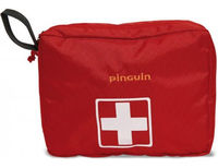 Pinguin First Aid Kit L Red