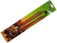 Щипцы для гриля 36cm, с деревянной ручкой