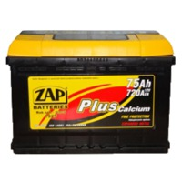 Аккумулятор ZAP 75 Ah Plus