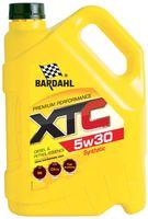Bardahl XTC API SN/CF A3/B4 5W-40 5L