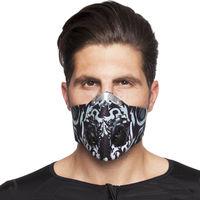 cumpără Masca protectie fata windproof MS-0301 neoprene( black) (3837) în Chișinău
