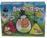 "OP РЕ03.04 Кубики ""Angry Birds"""