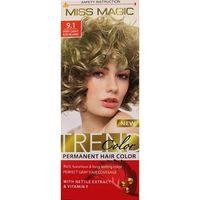 Vopsea p/u păr, SOLVEX Miss Magic, 90 ml., 9.1 - Blond cenușiu foarte deschis