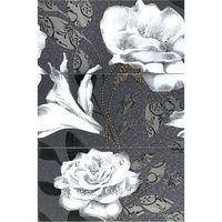 Latina Ceramica Декор Mural Aurea Rose Negro 25x50см 3шт