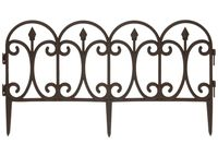Забор для сада/огорода декоративный 30X60cm