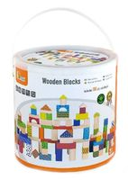 Viga 100pcs Colorful Block Set (59696)