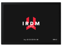"2.5"" SSD 1.0TB  GOODRAM IRDM PRO GEN.2"