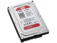 "1.0TB-SATA- 64MB  Western Digital ""Red NAS"