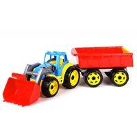 Tehnok-Intelkom Tractor cu remorcă
