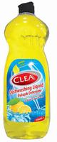 Средство для мытья посуды Clea Lemon 750 мл