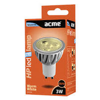 ACME HP LED Reflector 3W3000K30hGU10