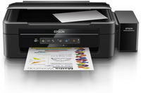 Multifunctionala inkjet color MFD Epson L366