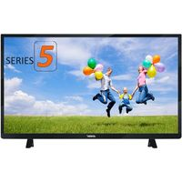 """24"""" LED TV VESTA LD24B522, Black (1366x768 HD Ready, 50 Hz, DVB-T/T2/С) (24'' (61 cm), Black, HD(1366*768), 50Hz, HDMI, VGA, PC-Monitor, USB (DOLBY AC3), Speakers 2x8W, DVB-T/T2/C, VESA 100x100, 3.5Kg)"""