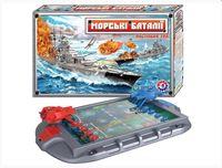 Технок-Интелком Настольная игра Морской бой