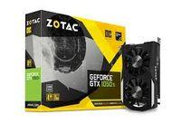 ZOTAC GeForce GTX 1050 Ti OC Edition 4GB DDR5, 128bit, 1506/7008Mhz, Dual Fan, HDCP, DVI, HDMI, DisplayPort, Lite Pack