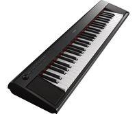 Портативное цифровое пианино YAMAHA NP-12B Piaggero