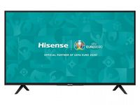 TV  LED  Hisense 43B6700PA, Black