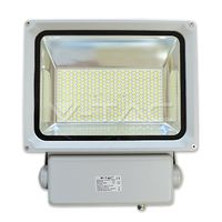 Прожектор LED V-TAC — 200W Classic PREMIUM Grey Body SMD — 4500K VT-47200