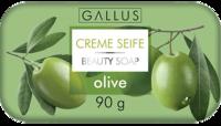 Крем - мыло Gallus 90g оливки