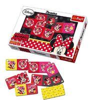 Trefl Настольная игра Domino Minnie
