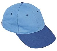Бейсболка STANMORE голубая