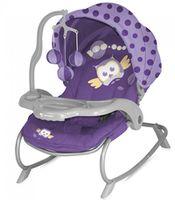 Bertoni Dream Time Violet baby Owl