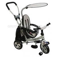 Baby Mix  Трицикл  WS-611 серый