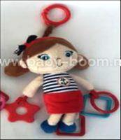 "Baby Mix STK-18871 GIRL Игрушка для путешествия ""Девочка"""