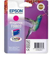 Ink Cartridge Epson T08034010 Magenta