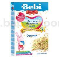 Bebi молочная овсяная каша Premium 250gr.(5+)