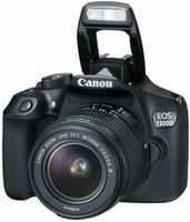 Canon EOS 1300D & EF-S 18-55 III