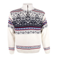 Свитер Kama Men's Sweater, 50% MW / 50% A, 4071