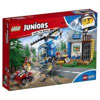 Lego Juniors Погоня горной полиции