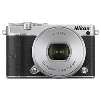 Nikon 1 J5 Kit 10-30 Silver (Official Warranty)