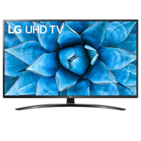 "купить Televizor 43"" LED TV LG 43UN74006LA, Black в Кишинёве"