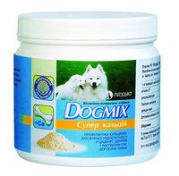 Витаминно-минеральная добавка  DOGMIX супер кальций 200 гр,