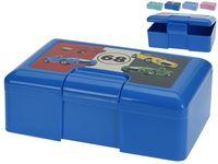 Ланч-бокс для детей 20X13X7cm, пластик, разных цветов