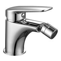 PRAHA new смеситель для биде, хром, 35 мм (ванная комната)