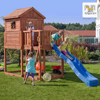Детская площадка MY HOUSE